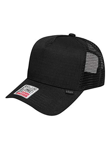 Djinn´s HFT Rib Stop Trucker Basecap black - OSFM