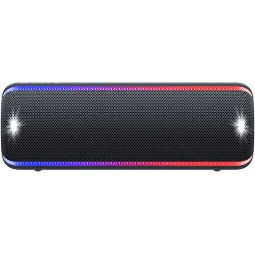 ソニー ワイヤレスポータブルスピーカー SRS-XB32  :  防水 / 防塵 / 防錆 / Bluetooth /  重低音モデル / ...