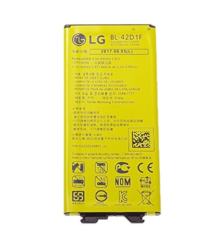 New Premium Replacement Battery for LG G5 BL-42D1F - OEM (Original Equipment Manufacturer) (Bulk Packaging)