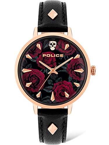 Police Analógico P16034MSR02