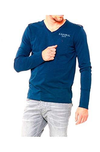 Kaporal Jeans - T-Shirt Radis Jeans - Bleu, L