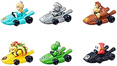 Bundle of All 6 Monopoly Gamer Mario Kart Power Pack Pieces Complete Set