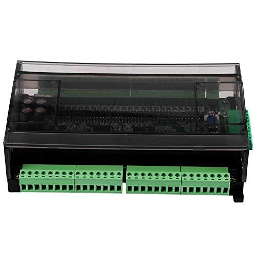 Nologo YO-TOKU PLC Controller, FX3U-48MR DC24V Industrial Control Board PLC Programmable Logic Controller Transistor Output Modules CE