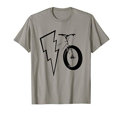 E-Bike T-shirt Electric Fat Bike