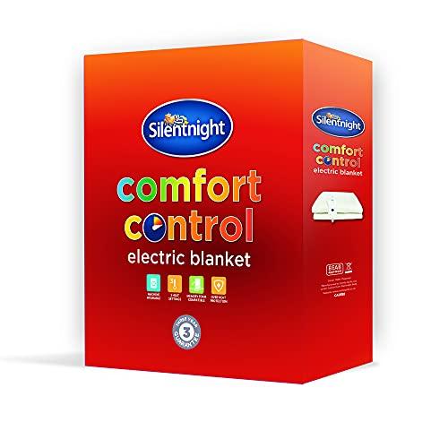 Silentnight Comfort Control Electric Blanket -...