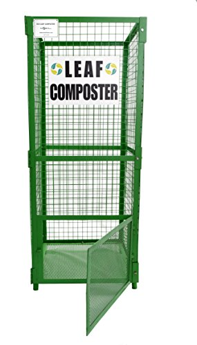 New EcoRich Leaf Composter