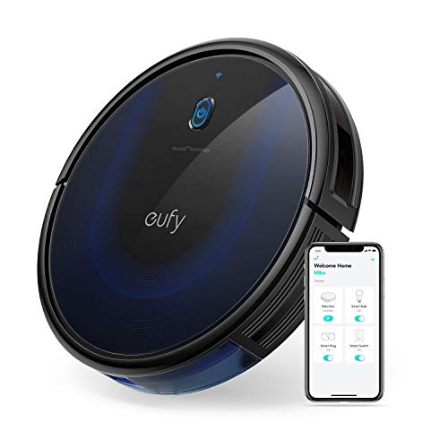 eufy by Anker, BoostIQ RoboVac 15C MAX, Wi-Fi Connected, Super-Thin, 2000Pa Suction, Quiet, Self-Charging Robotic Vacuum Cleaner, Cleans Hard Floors to Medium-Pile Carpe,...