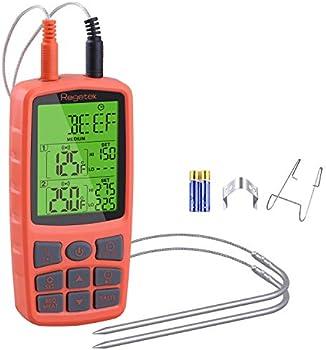 Regetek Digital Food Thermometer with LCD Backlight