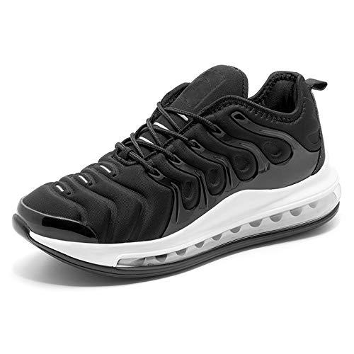 JMAR Calzado para Correr para Hombre - Calzado Casual Transpirable para Caminar, Zapatillas Deportivas Ligeras para Caminar con Cordones De Tenis para Gimnasio