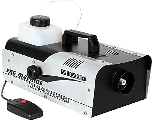 te hará satisfecho HQ Power VDL1200SM2 - Máquina de humo humo humo (455 x 290 x 265 mm)