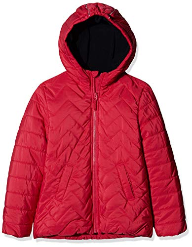 ESPRIT KIDS Mädchen RM4207309 Jacke, Violett (Magenta 360), (Herstellergröße:104+)