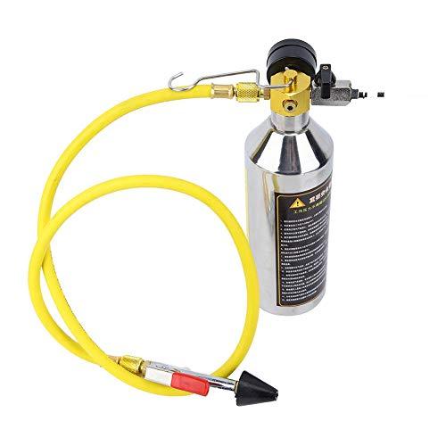Strumento per la pulizia dei tubi del climatizzatore per auto, kit di lavaggio per aria condizionata Attrezzatura per la manutenzione dell\'autolavaggio