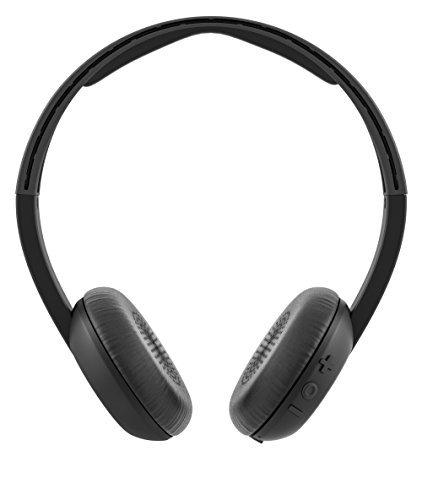 SkullcandyUproarWirelessOn-EarBluetoothHeadphone,BlackandGray[並行輸入品]