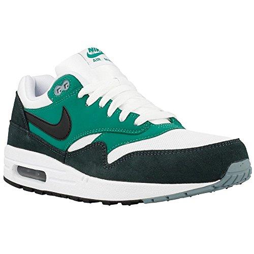 Nike Air Max 1 Essential 537383 Zapatillas deportivas para hombre (talla 38), color blanco y negro