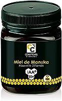 COMPTOIRS ET COMPAGNIES | MIEL DE MANUKA ACTIF | IAA18+ (MGO696+) | 250 Grammes
