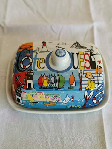 JIA Mantequera (cerámica Colorida)
