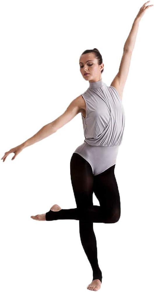 Silky Women's Matte Stirrup Dance Tights