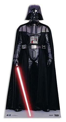 Star Wars lebensgroßer Pappaufsteller Darth Vader