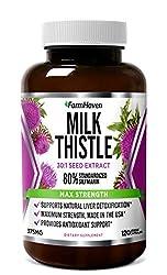 Image of FarmHaven Milk Thistle...: Bestviewsreviews