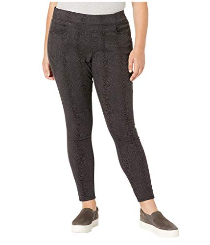Levi's Women's Plus Size Pull-On Jeans, obsidian serpent, 42(US 22)