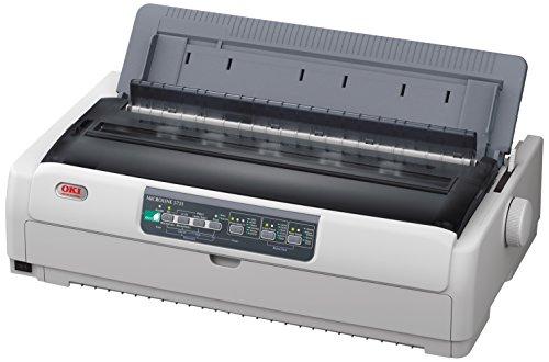 Stampante ad aghi, sistema di stampa 9 aghi a impatto, 136 colonne, 700 cps (caratteri al secondo)