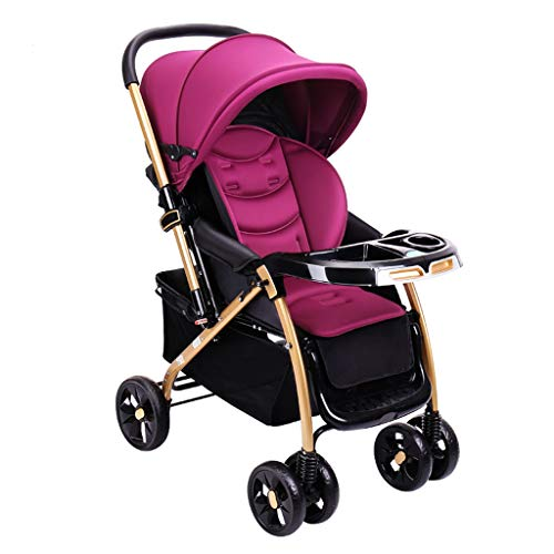Amazing Deal TXTC Baby Carriage for Newborn and Toddler,Convertible Stroller Compact Single Baby C...