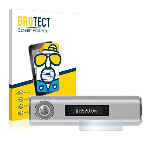 BROTECT 2X Entspiegelungs-Schutzfolie kompatibel mit Joyetech eGrip OLED-CL Displayschutz-Folie Matt, Anti-Reflex, Anti-Fingerprint