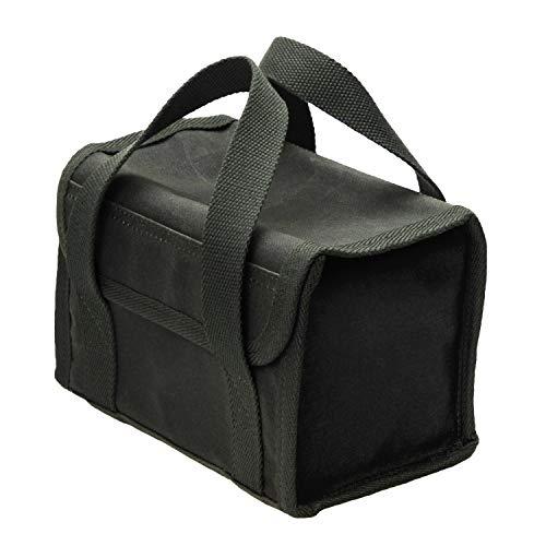 asobito(アソビト) ツールボックス XSサイズ オリーブ 約20cm 調味料 小物 収納ケース 防水 頑丈 綿帆布 キャンプ アウトドア ab-014OD