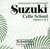 CELLO SCHOOL 1 + 2 - arrangiert für mit CD [Noten / Sheetmusic] Komponist: SUZUKI SHINICHI