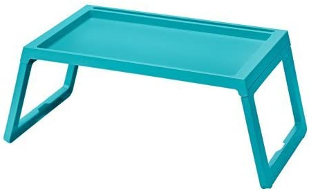 Ikea Bed tray Austin Mall Industry No. 1 turquoise 1228.82320.3838