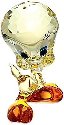 Swarovski Authentic Cheerful and Cute Looney Tunes Tweety Crystal Figurine