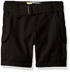 Lee Toddler Boys  Belted Ripstop Cargo Short