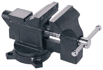 Bessey Tools BV-HW45 Workshop Bench Vise, Light-Duty, 4.5-In. - Quantity 2