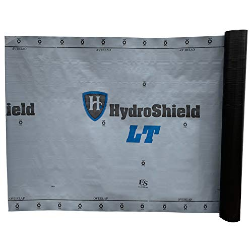 HydroShield Lifetime Synthetic Underlayment Single Roll