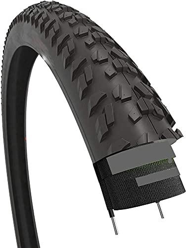 Hclshops 52-559 - Neumático con protección antiparoctutura de 2,5 mm 60PI para bicicleta híbrida de Montaña MTB