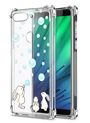 Oihxse - Carcasa de silicona para Huawei Honor 20/Honor 20S/Nova 5T (poliuretano termoplástico) suave antigolpes, ultrafina