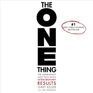 The ONE Thing cover art