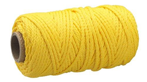 Connex Mehrzweckseil 1,7 mm x 100 m, Polypropylen, gelb, DY2702848