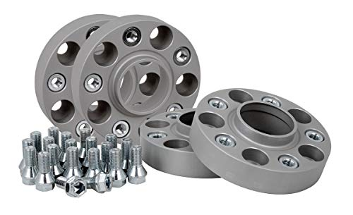 Spurverbreiterung Aluminium 4 Stück (30 mm pro Scheibe / 60 mm pro Achse) inkl. TÜV-Teilegutachten & ABE~
