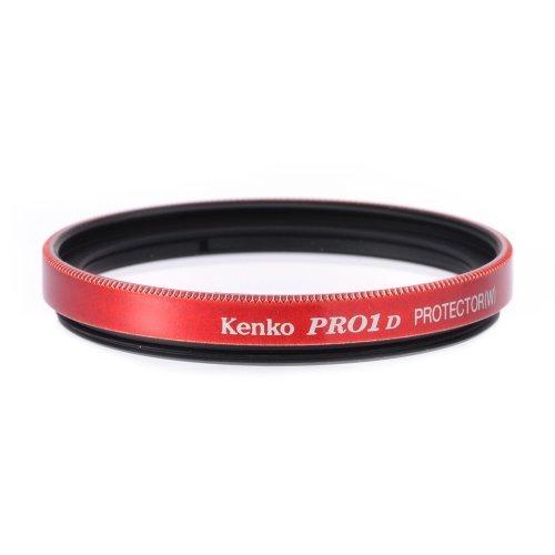 Kenko レンズフィルター Gloss Color Frame Filter 40.5mm レッド レンズ保護用 240557
