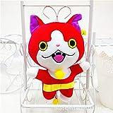 Sell a lot Plush Toys Watch Jibanyan Komasan Whisper Kawaii Youkai Plush Toys Yokai Watch Soft Stuffed Animals Dolls 20Cm