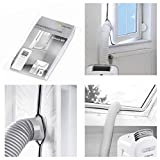 TROTEC AirLock 100 Window Seal for Air Conditioners?and Exhaust driers Hot Air Stop