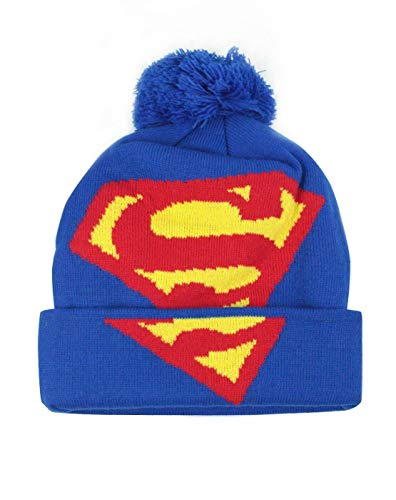 Superman Giant Beanie