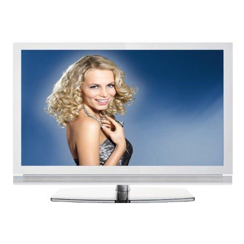 Televisor Grundig 22 VLE 7150 C - Televisor de alta definición (retroiluminación LED, 56 cm (22 pulgadas), 50 Hz, DVB-T/C, 2 HDMI), color blanco