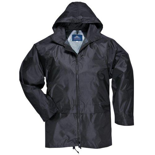 Portwest Men's Classic Rain Jacket (S440)