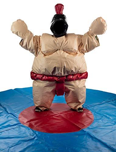 Airstep S.A Unisex-Kostüm Sumo Jugend Beige Kinder