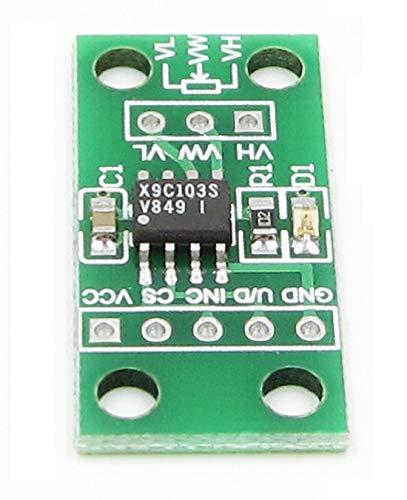 X9C103S potenciómetro Digital Junta módulo DC3V-5V