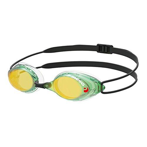 SWANS GOR Oculos de Natacao SRXM PAF Verde ORANGE