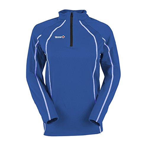 Izas - IWEPS00545BL - T-Shirt polaire à manches longues - Femme - Bleu (Blue) - Small