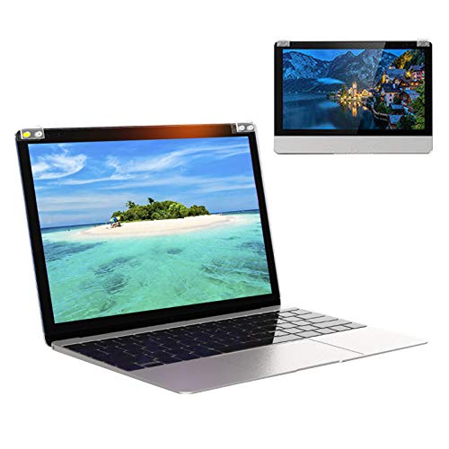 Hanging Anti-blue Screen Film,Anti-Glare Protective Film,Protect Your Eyes From Blue Light Harm,Anti-Scratch,Anti-fingerprint,For 12,13,14.6,15.6 Inch Laptop Monitors,screen Filter